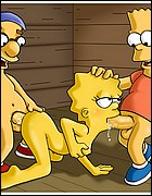 marge simpson adult comics