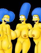 bart simpson naked