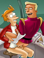 futurama porn game
