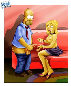 homer simpsons sex