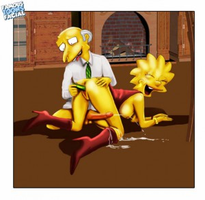 the simpsons lisa porn