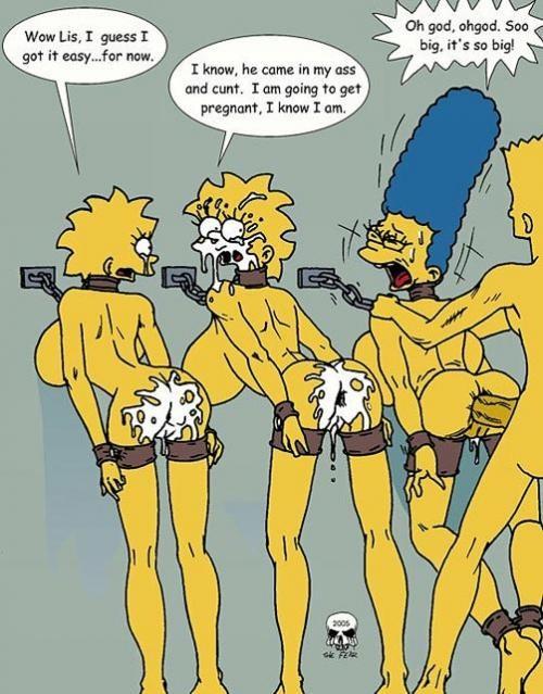 Hardcore Fuck Simpsons