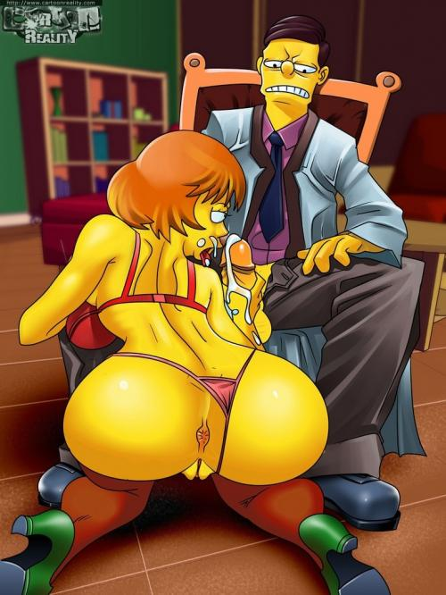 Simpsons hentai bart and lisa
