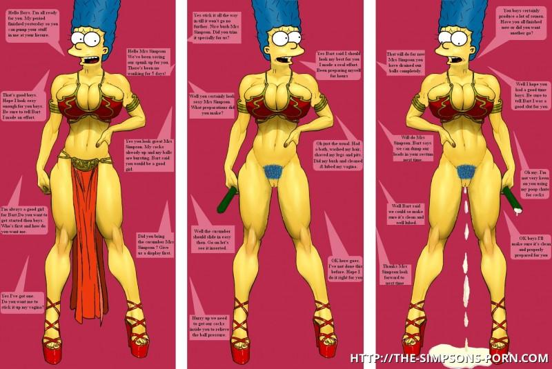 Adult Simpsons Hentai