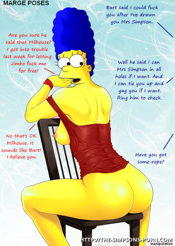 Simpsons Drawn Sex