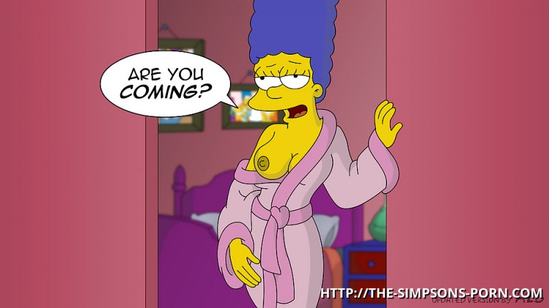 Nude Simpsons
